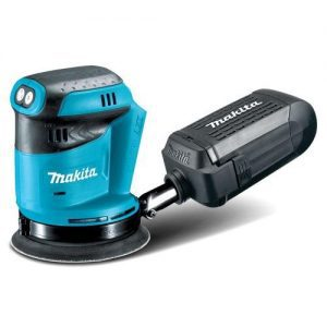 Makita DBO180Z 18V LXT Li-Ion Cordless 125mm Orbital Sander