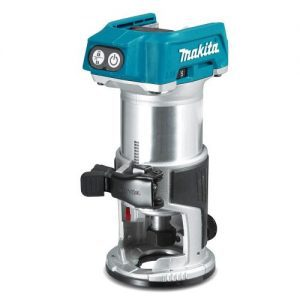 Makita DRT50Z 18V LXT Lithium-Ion Brushless Router Laminate Trimmer