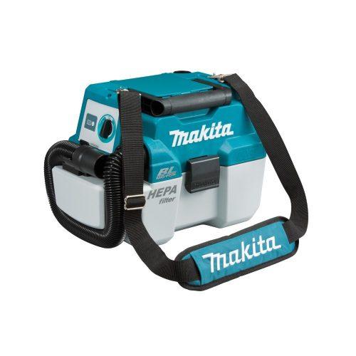 Makita DVC750LZ 18v Brushless L-Class Vacuum Cleaner Body Only