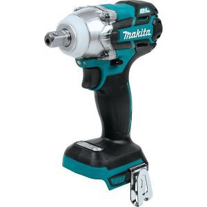 "Makita DTW285Z 18V LXT Lithium-Ion Brushless Cordless 1/2"" Impact Wrench"