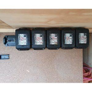 makita-bl1850b-18v-li-ion-lxt-cordless-battery-holder-storage-mount