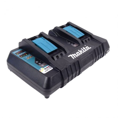 Makita DC18RD 18V LXT Li-Ion Dual Port Rapid Charger