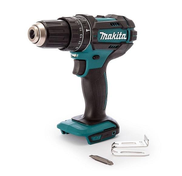 Makita DHP482Z 18V LXT Lithium-Ion Cordless 1/2-inch Hammer Drill Driver