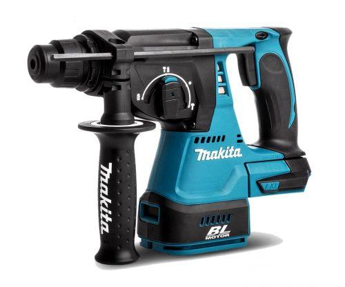 Makita DHR242Z 18V Li-Ion SDS Plus Brushless Rotary Hammer Drill - Skin