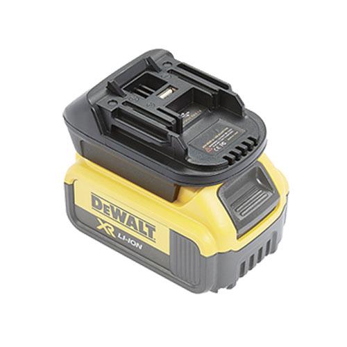 Dewalt to Makita 18V Battery Adapter