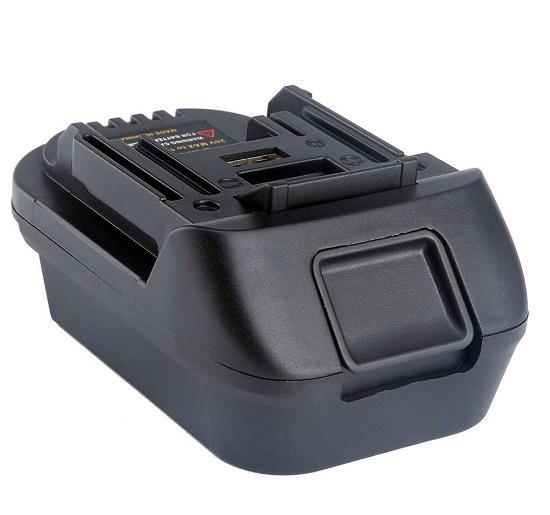 Makita 18v tool to-mailwukee-dewalt-18v-li-ion-battery adapter