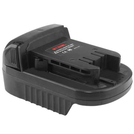 Battery Converter Adapter to run Milwaukee M18 Tools on Makita 18V Battery