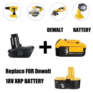 Dewalt-18v-20v-xr-li-ion-slide-battery-to-pod-style-xrp-tool-adapter-converter