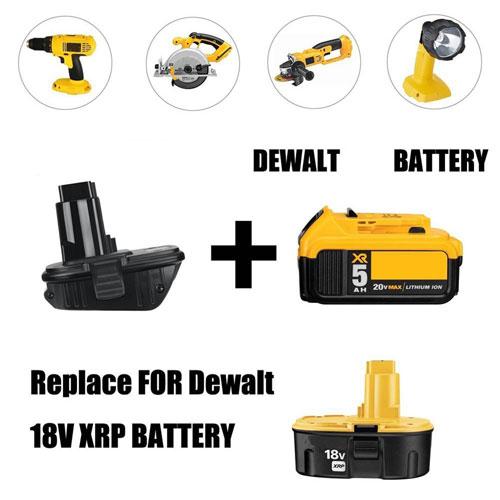 Dewalt-18v-20v-xr-li-ion-slide-battery-to-pod-style-xrp-tool-adapter-converter