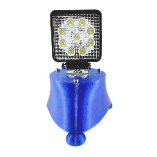 Led Cordless Work Light To Suit Makita 18V Li-Ion Battery - 2340 Lumens