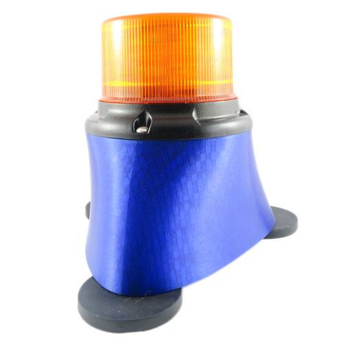 Tactkil LED magnetic safety revoloving light makita 18v li-ion cordless battery