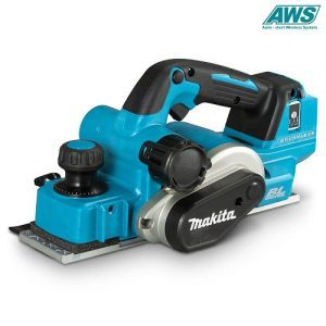 makita dkp181z LXT Li-Ion 18v brushless cordless aws 82mm planer skin