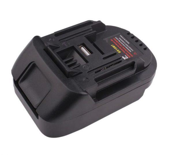 Battery Converter Adapter to run Makita 18V Li-Ion Tools on Bosch 18V Li-Ion Battery